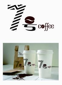 纹样数字创意logo
