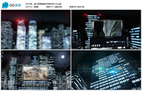AECS6震撼城市夜晚宣传片头
