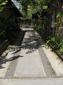 石板碎石道路 JPG