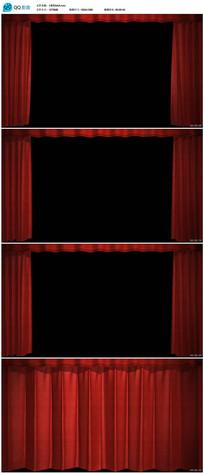 舞台幕布视频背景