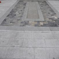 中式石材地面铺装 JPG