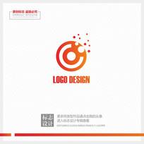 电子电器科技标志设计 CDR