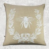 昆虫图案抱枕