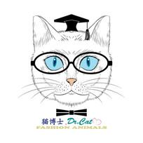 猫博士插画设计