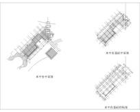 木平台基础 CAD
