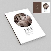 奢华家居产品画册封面设计