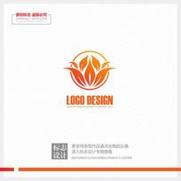 星级酒店餐饮会所企业标志设计
