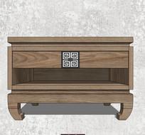 中式风格家具桌