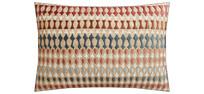 水滴型图案枕头
