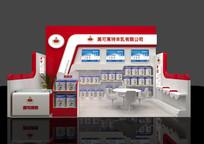 3D展位设计展厅设计