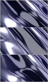 流金背景银色液态背景视频