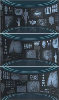 生物医疗栏目虚拟演播室视频