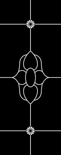 心形图雕刻图案