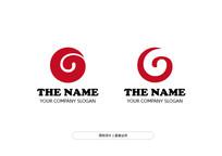 G型大气简约科技行业标志设计LOGO