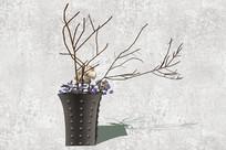插花艺术花瓶