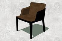 扶手沙发椅子