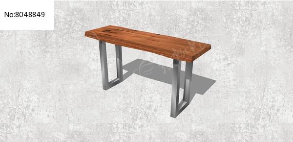 钢构架桌图片