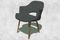 沙发圆形座椅