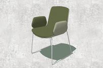 现代办公室座椅