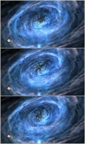 宇宙黑洞旋窝视频