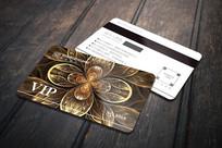 房地产开盘VIP会员卡
