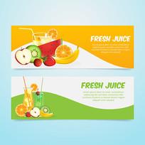 水果汁包装设计模板