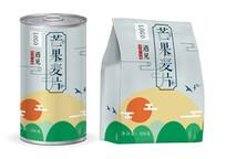 高端食品包装罐装袋装设计