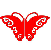 蝴蝶装饰图案