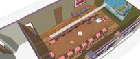 会议室模型