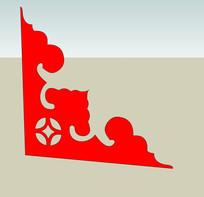 中式图案装饰