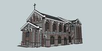 民国时期教堂