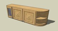 木质柜子电视柜子