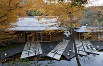 日式庭院几何铺装 JPG