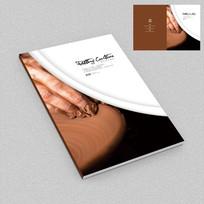 手工制陶陶瓷工艺产品画册封面