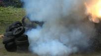 国外烟火与爆炸艺术视频