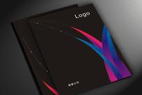 光电科技画册封面