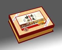 中国味道吉祥月饼包装礼盒设计