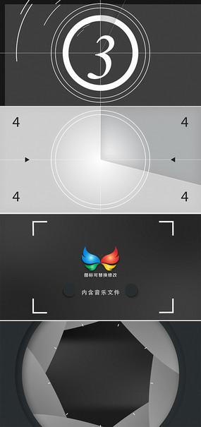 ae影视logo标志开场片头模板