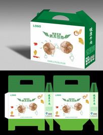潮汕牛肉丸包装设计