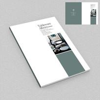 厨房用品高档餐具画册封面