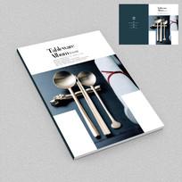 工艺品餐饮厨具日用品画册封面