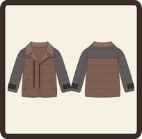 男装男童冬季棉衣外套