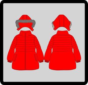 女成人女装童装冬季棉衣