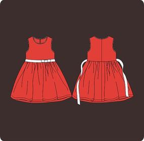 背心连衣裙