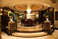 豪华大房餐厅