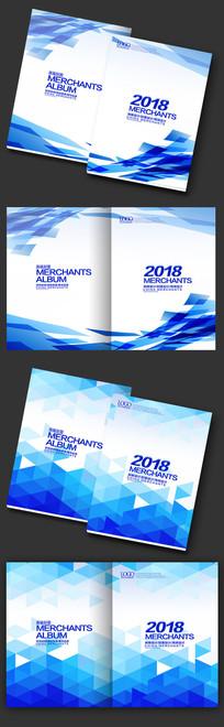 2018画册封面