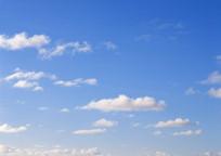 蓝天白云贴图素材 JPG