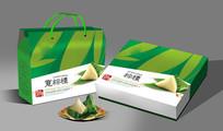 简约端午节粽子礼盒包装