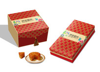 满堂富贵月饼礼盒包装设计
