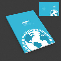 地球人口普查书籍封面设计